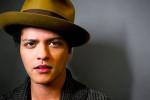 Bruno Mars recording at our Toronto music studio