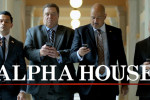 Alpha House at our Toronto recording studio