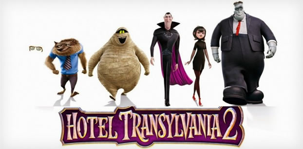 Hotel Transylvania at our Toronto Recording Studio