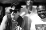 Justin Bieber at our Toronto recording studio