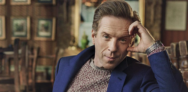 Damian Lewis at our Toronto ISDN studio